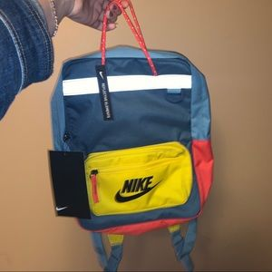 Nike Multi-Color Backpack